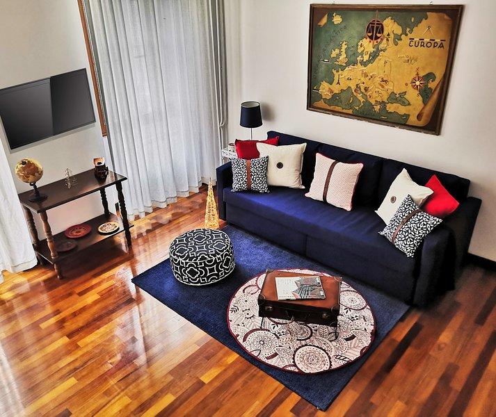 Ricordi di Viaggio - maison retrò, aluguéis de temporada em Trieste