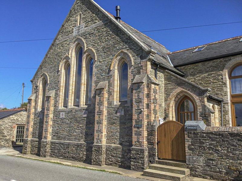 The Old Chapel, Lanteglos, near Fowey, location de vacances à Bodinnick