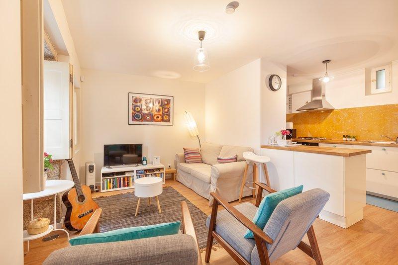 Ground Floor - Living Area