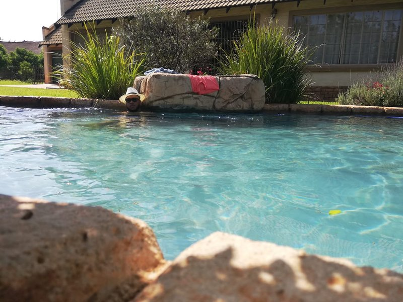 Country House: African Silhouette Guesthouse at ORTambo airport, sleeps 8 pax, vacation rental in Johannesburg
