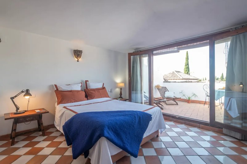 Albayzin Town house with stunning Alhambra Views, vacation rental in Viznar