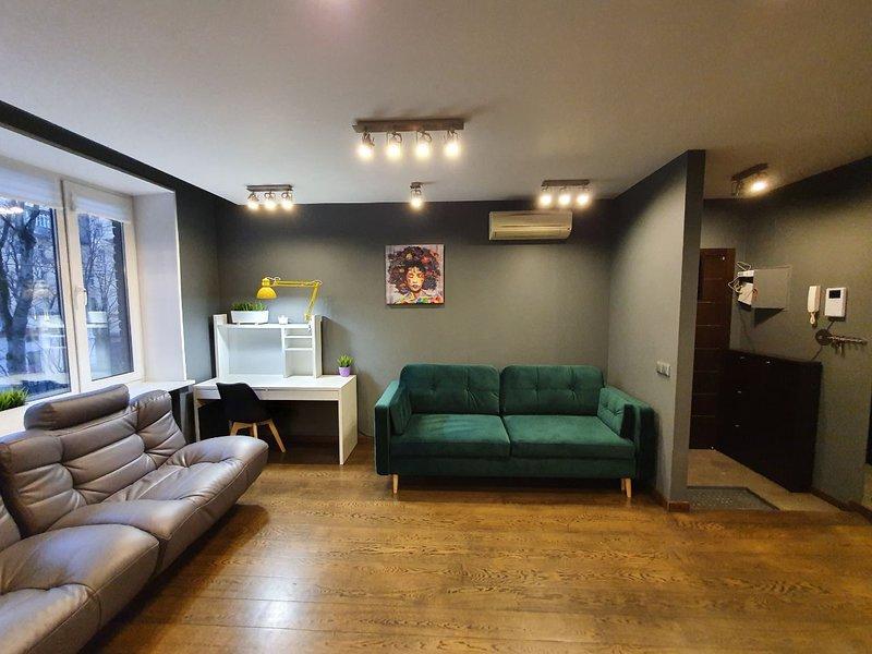 Comfortable flat for two Pokrovka/Garden Ring, location de vacances à Moskovsky