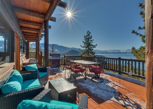Spectacular Views of the lake, South Martin (ZC228), holiday rental in Carson City