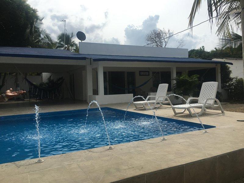 Un Hermoso Lugar para Descansar en Familia, vacation rental in Sucre Department