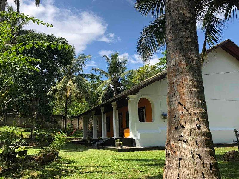 Scotia Ceylon House Ahangama, holiday rental in Ahangama