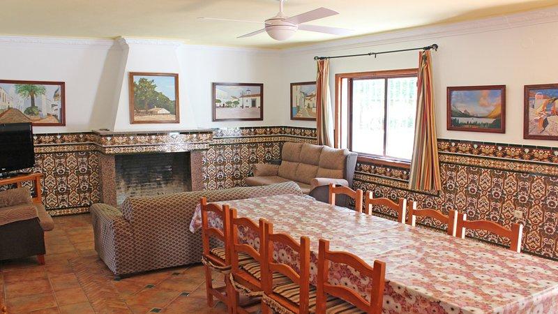 Casa la Fresneda Ubrique, holiday rental in Ubrique