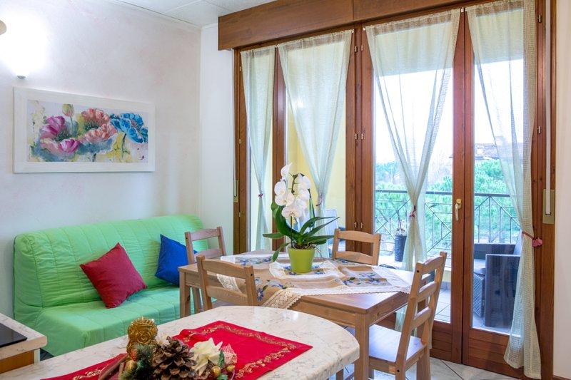 APPARTAMENTO MAGNOLIA - SELF CHECK IN, holiday rental in Sirmione