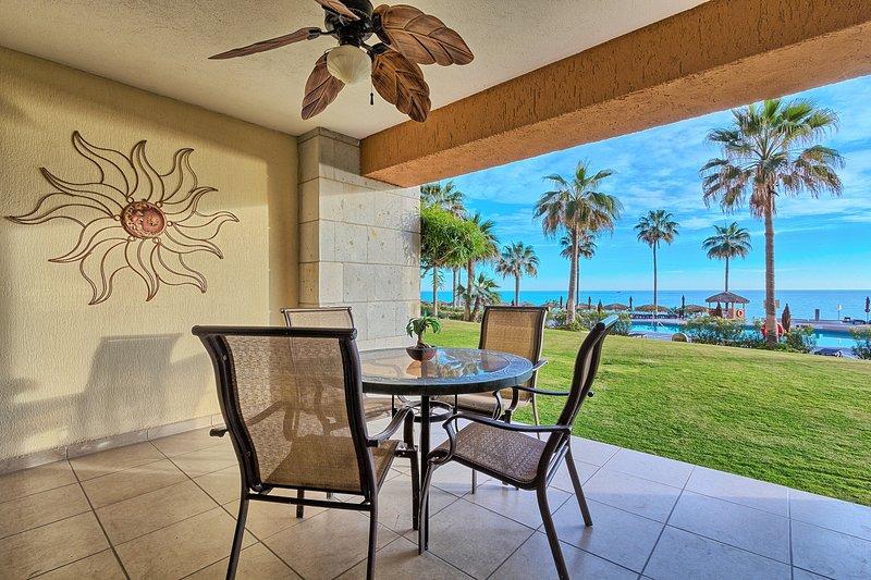Sonoran Sun Resort  Ground Floor Condo, A Family Favorite !, vacation rental in Puerto Penasco