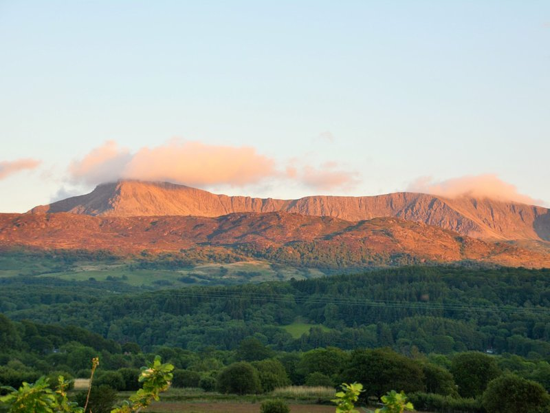 Climb the Cadair majestic mountains