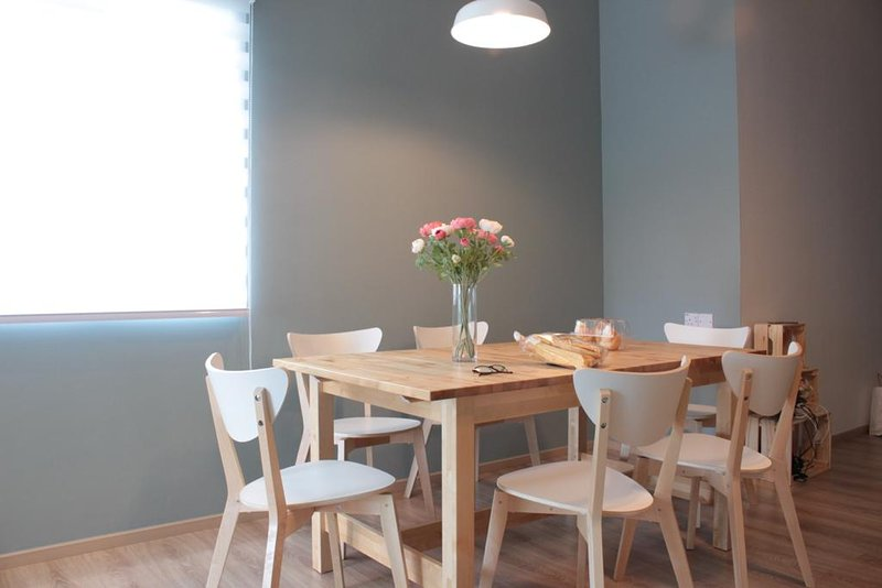 Dining Table suitable for 6 to 8 persons