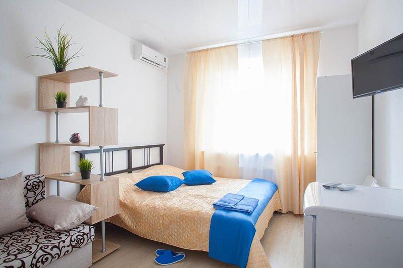 MEGA Апартаменты, casa vacanza a Krasnodar