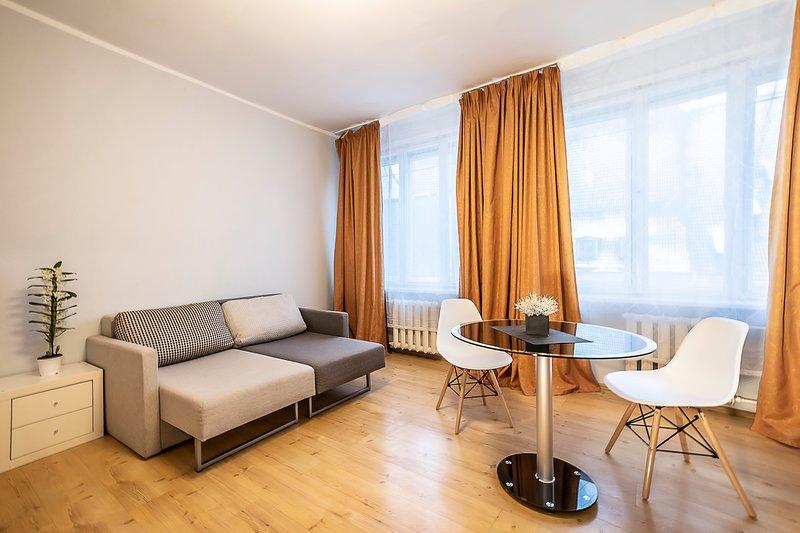 WINWINSTAY Jazz 1-bedroom apartments, holiday rental in Marupe
