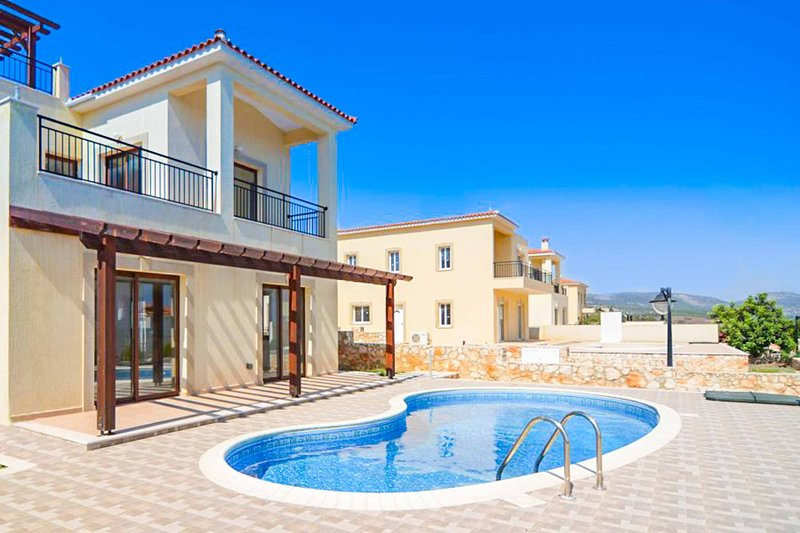 Prengos Sea View Villa, holiday rental in Latchi
