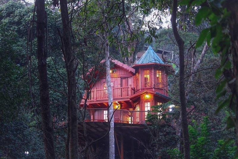 Forestvalley Tree House Coorg, holiday rental in Madikeri