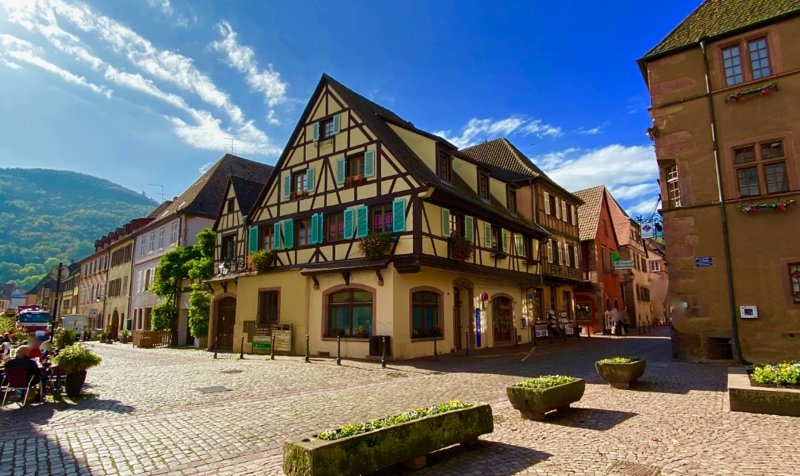 Heart of the city center, on the wine road, holiday rental in Kaysersberg-Vignoble