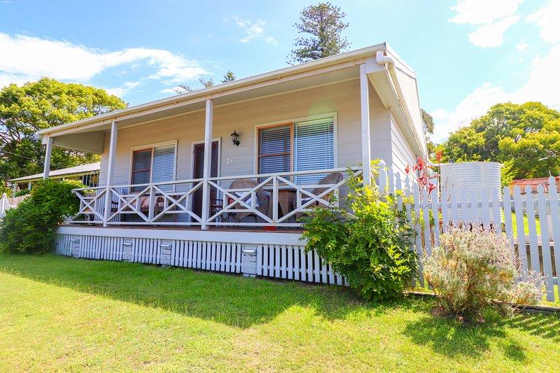 Embrace cottage, location de vacances à Brightwaters