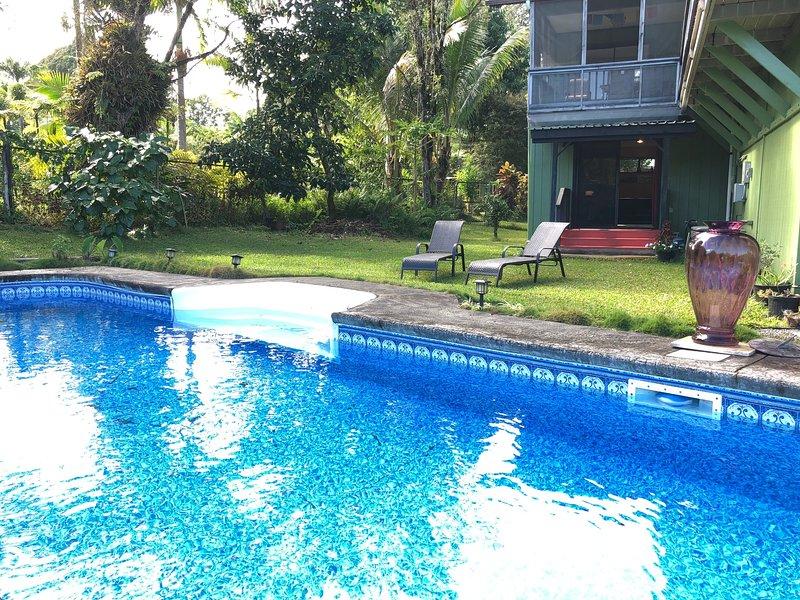 Hamakua Coast Retreat, vacation rental in Paauilo