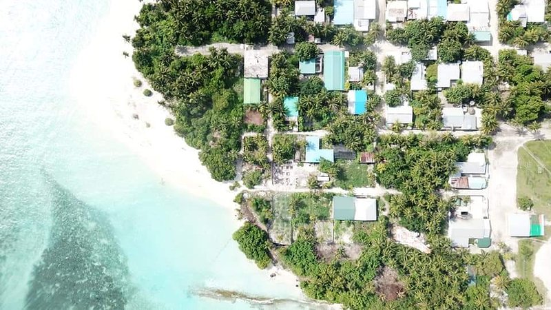 Origami Inn, holiday rental in Omadhoo Island