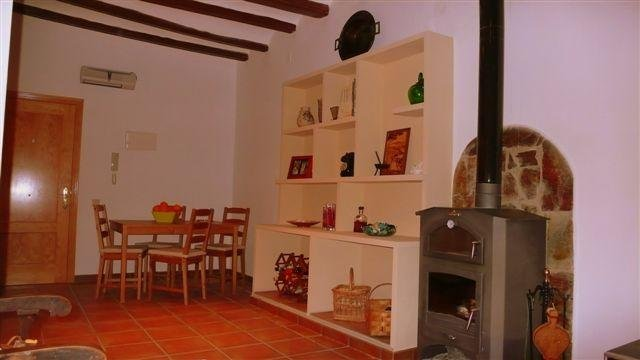 Amazing apartment with terrace, holiday rental in Peralta de la Sal