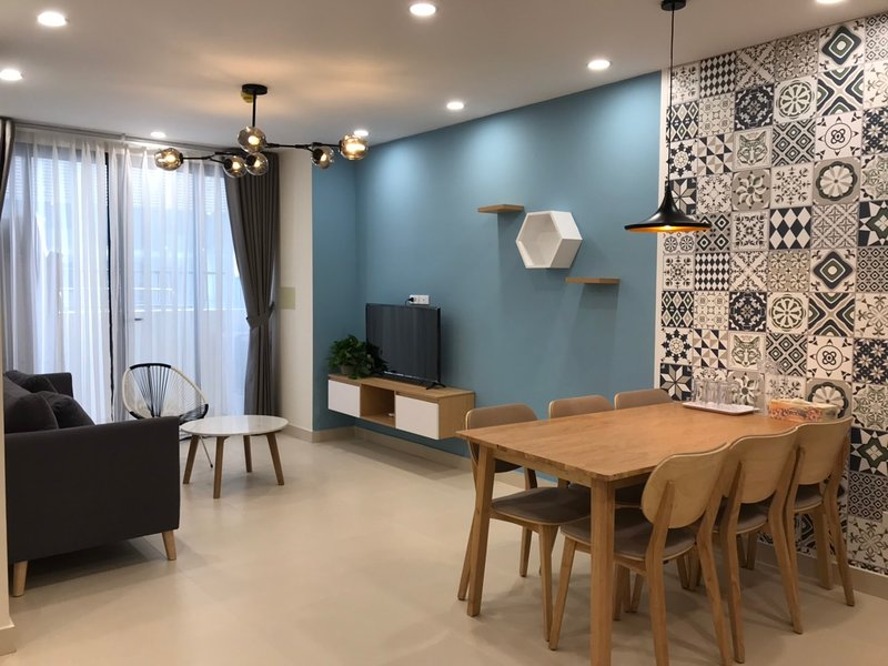 Asahi Luxstay♛Vivid FLC GreenHome♛3Br Apartment, holiday rental in Ha Dong