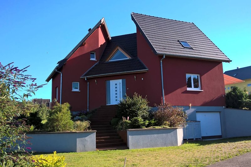 Amazing apt with terrace & Wifi, holiday rental in Trois-Epis