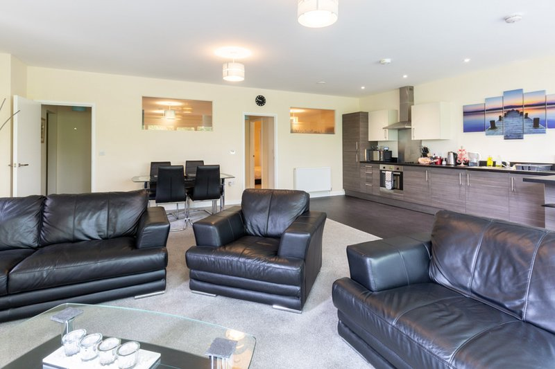 Toothbrush Apartments - Central Ipswich East - Rope Walk, holiday rental in Ipswich