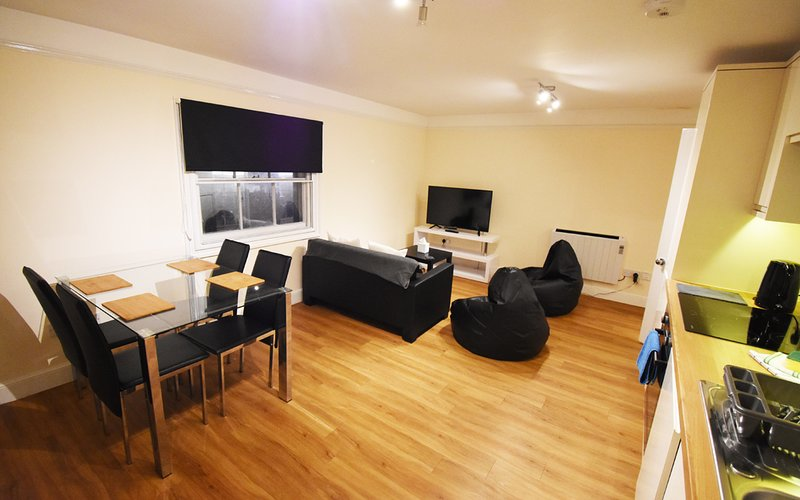Toothbrush Apartments - Central Ipswich - Northgate St, vacation rental in Ipswich