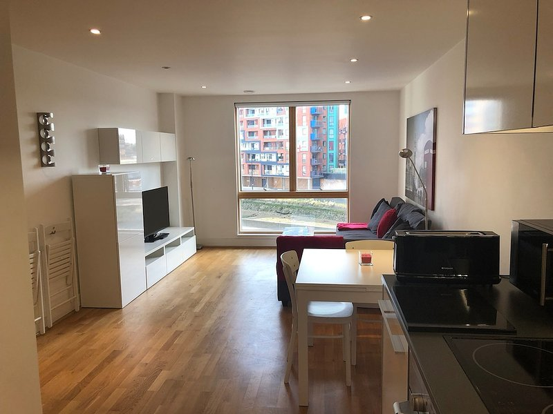 Toothbrush Apartments - Ipswich Waterfront - Quayside, holiday rental in Ipswich