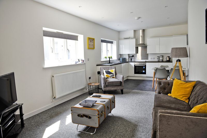 Toothbrush Apartments - Central Ipswich - Fore St, holiday rental in Ipswich