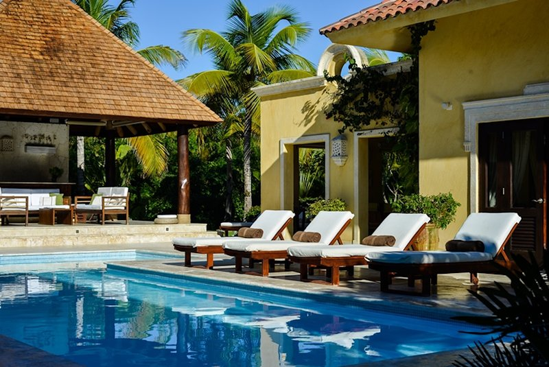 Villa BOUGAINVILLE at Cap Cana, Punta Cana, vacation rental in Punta Cana