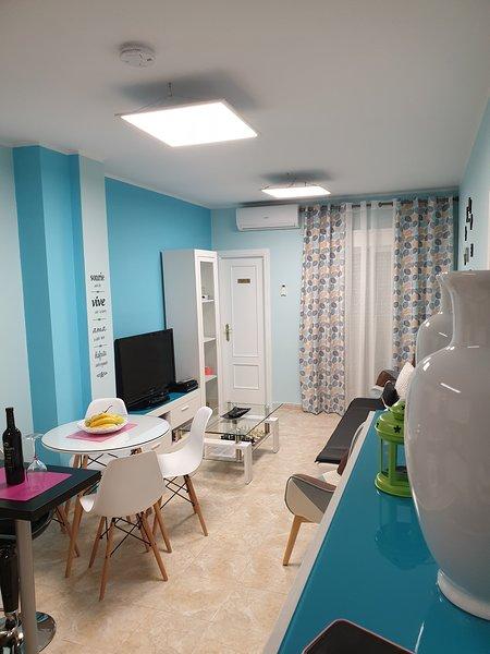 Apartamento Adrián y Vanessa AFT/JA/00086, location de vacances à Pegalajar