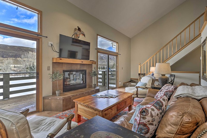 Mtn. Escape w/Hot Tub <2 Mi to Beaver Creek Resort, vacation rental in Eagle-Vail