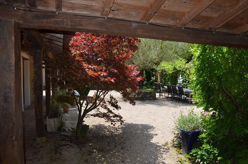 Domaine le Puget, vacation rental in Mazeres
