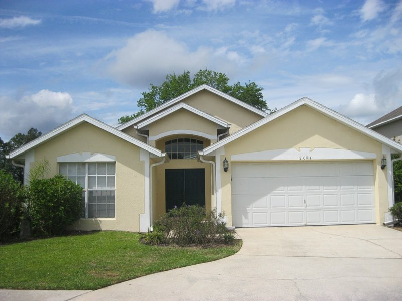 Golf Course View Private Pool Home!, holiday rental in Auburndale