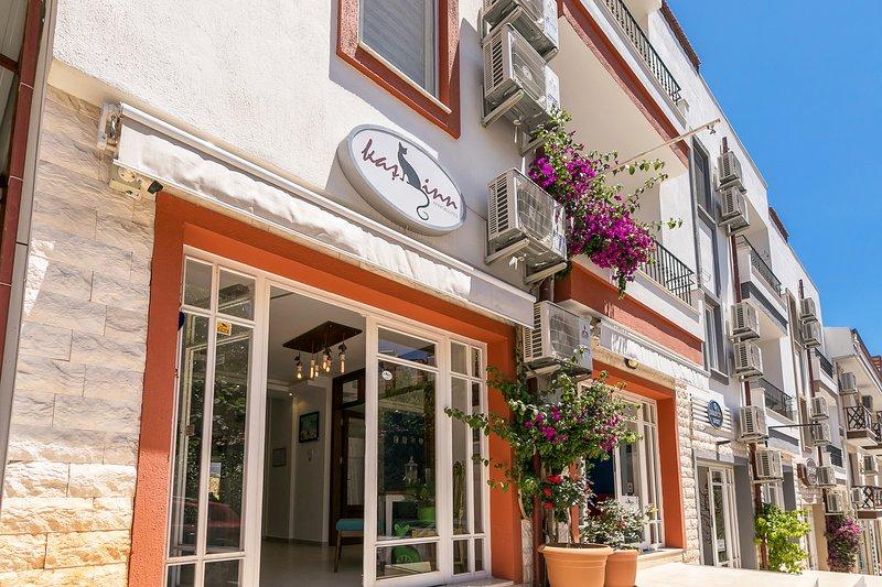 Kasinn  Apart Hotel 7, holiday rental in Bayindir