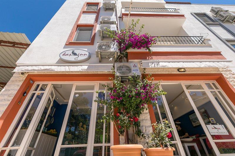 Kasinn  Apart Hotel 18, holiday rental in Bayindir