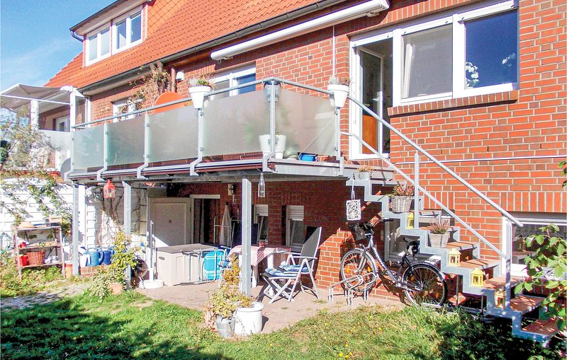 Stunning home in Kühlungsborn with WiFi and 1 Bedrooms (DMK329), holiday rental in Klein Bollhagen