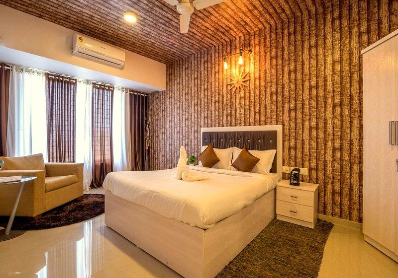 Airport View - Studio apartment, vacation rental in Ghātkopar