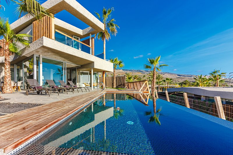 Villa Abama Belle Vue, holiday rental in Guia de Isora