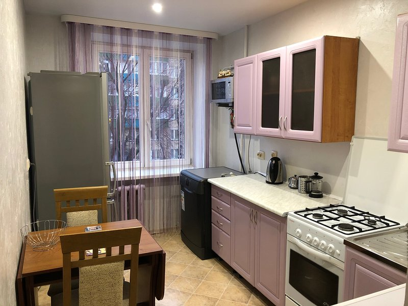 Two room apartment in the very center of Minsk, alquiler vacacional en Minsk