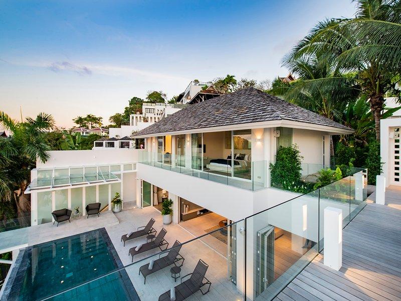Villa Borimas, 4BR, Surin, holiday rental in Cherngtalay