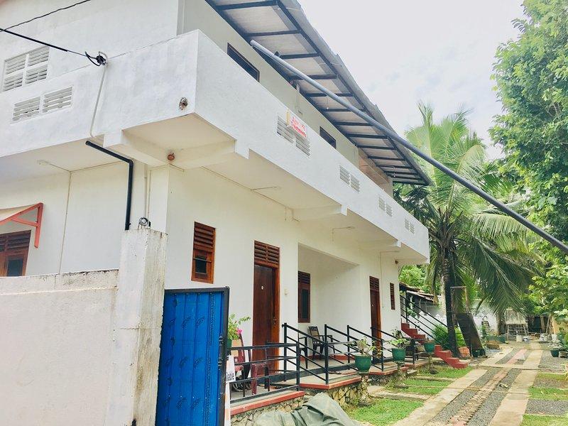Cinnamon Garden Peacock Inn, vacation rental in Talalla
