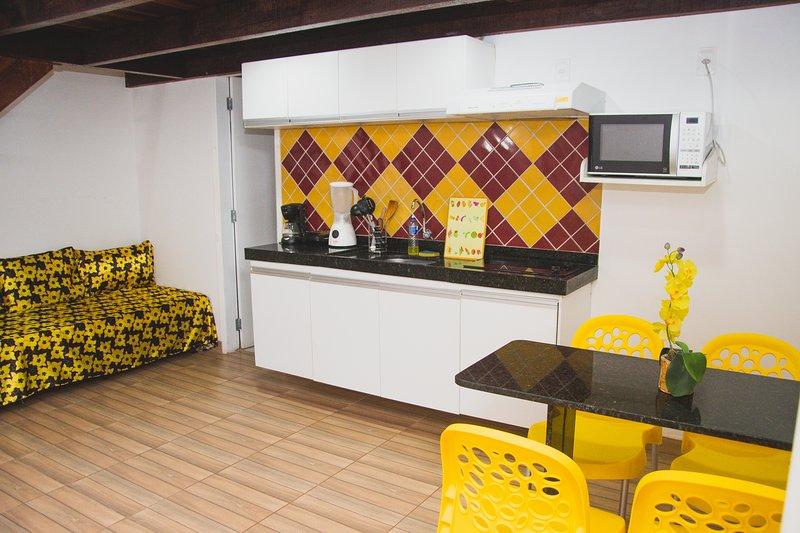 Apartamento Terra 3, alquiler de vacaciones en Estado de Pernambuco