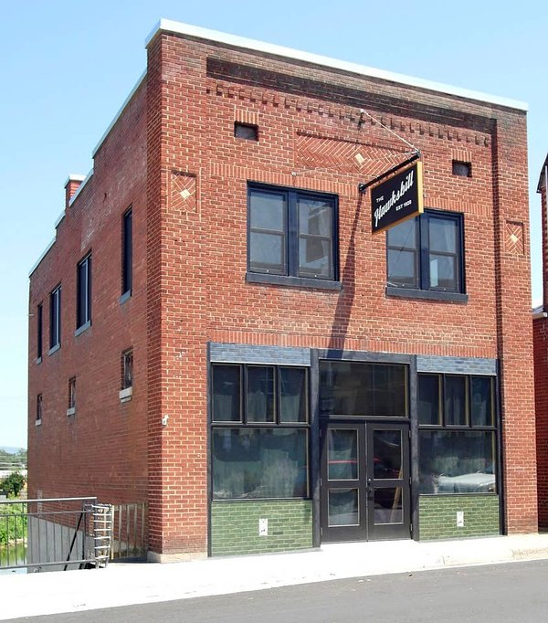 The Hawksbill: 1928 Historic Brick Building