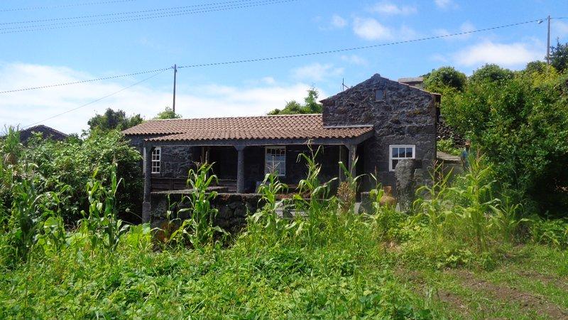 Azoren Ferienhaus  Unterkunft Holiday Pico Casa da Alicia, aluguéis de temporada em São Jorge