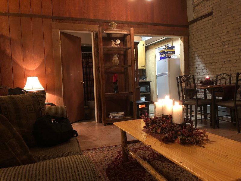 Lucas High Desert Lodging | Adobe 2, aluguéis de temporada em Paradise Valley