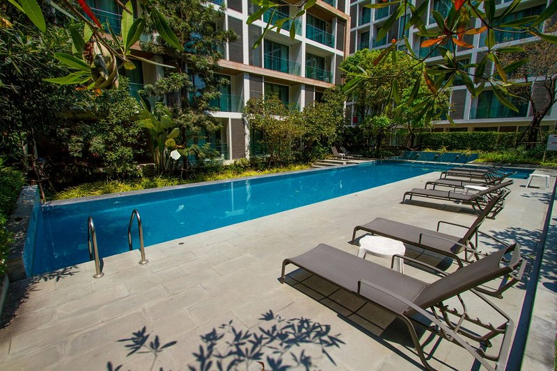 Luxury Condo nimman, Best Location, Poolsauna, holiday rental in Chang Phueak