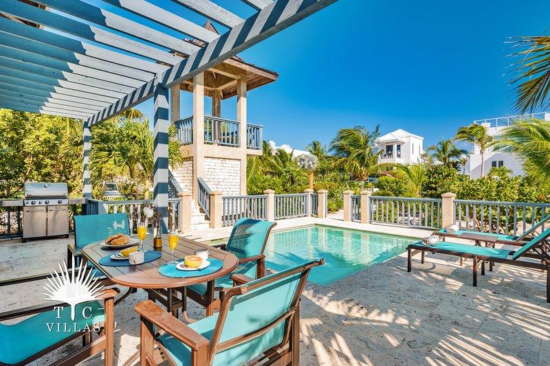TC Villas // Coriander Cottage // Privacy & Romance, location de vacances à The Bight Settlement