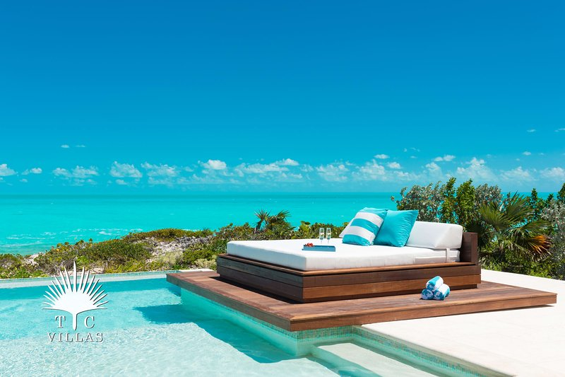 TC Villas // Aguaribay // Secluded family vacation, holiday rental in Providenciales