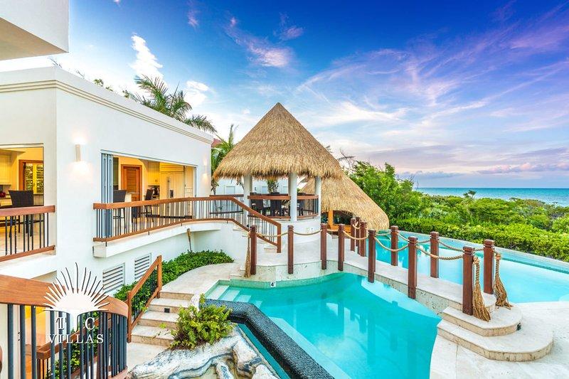 TC Villas // Turtle Breeze Villa, location de vacances à The Bight Settlement